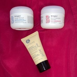 Brand New Hair Care!  Briogeo, Luseta